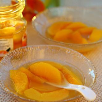 【儿童美食】黄桃罐头