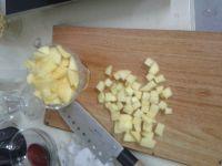 水果酸奶西米捞的做法步骤6