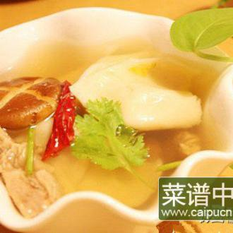韩式泡菜饺子