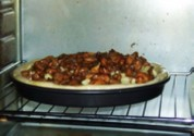 宫保鸡丁披萨的做法步骤18