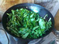 炝炒蕹菜的做法步骤4