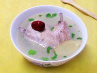 清炖鸡汤的做法步骤9