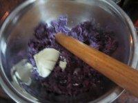 紫薯李子派的做法步骤10