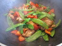 泰式风味荷豆鸡腿肉的做法步骤9