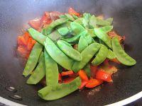泰式风味荷豆鸡腿肉的做法步骤8