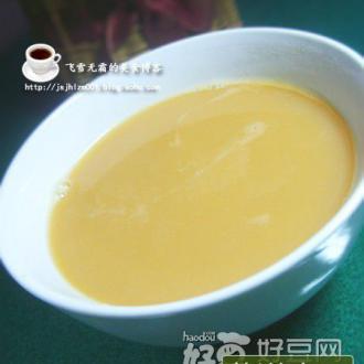 胡萝卜米糊豆浆