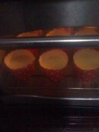 牛奶小蛋糕的做法步骤12