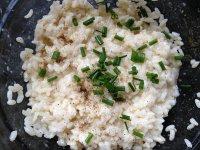 鸡蛋米饭煎饼的做法步骤4