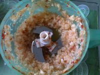 自制辣椒酱的做法步骤4