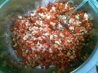 自制辣椒酱的做法步骤5