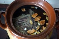 核桃章鱼煲猪骨的做法步骤6