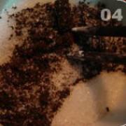 黑芝麻花生汤圆的做法步骤4