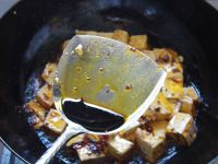 肉松烧豆腐的做法步骤3