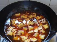 肉松烧豆腐的做法步骤4