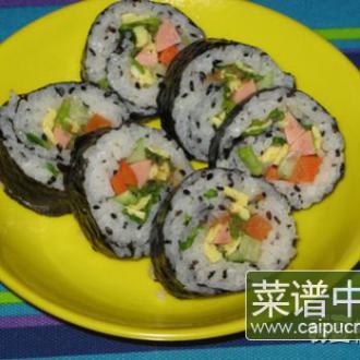 家常版寿司