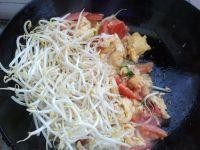 鸡蛋西红柿炒刀削面的做法步骤10