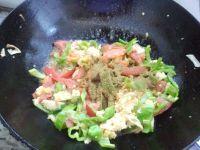 鸡蛋西红柿炒刀削面的做法步骤9