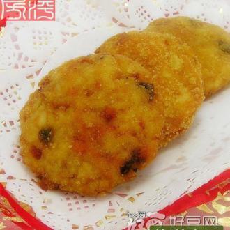 花样米饭炸米饼