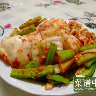 芹香辣白菜