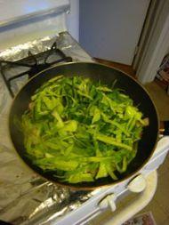 香菇培根什锦炒饭的做法步骤5