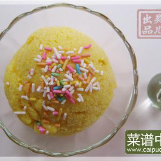 芒果奶香沙冰