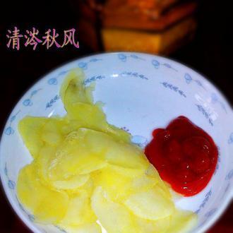 香脆土豆片