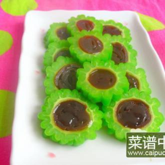 苦瓜山楂糕