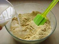 全麦玉米发糕的做法步骤10