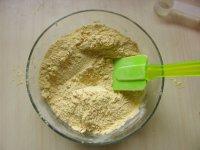 全麦玉米发糕的做法步骤5