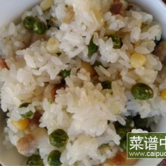 懒人豆焖饭