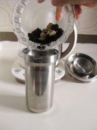 罗汉乌梅止咳茶的做法步骤2