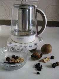 罗汉乌梅止咳茶的做法步骤1