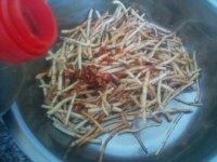凉拌鱼腥草的做法步骤8