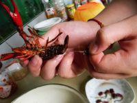 麻辣小龙虾的做法步骤2