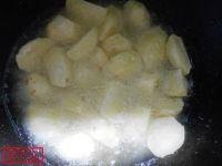 拔丝土豆的做法步骤4