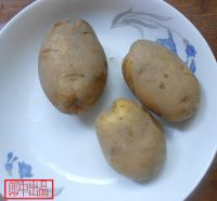 拔丝土豆的做法步骤1