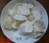 拔丝土豆的做法步骤3