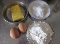 玛格丽特饼干的做法步骤1