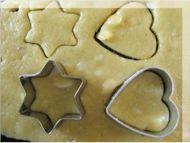 杏仁椰香曲奇饼(微波版)的做法步骤4