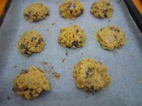 香蕉杂籽燕麦饼干的做法步骤7