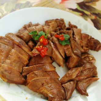 微波炉烤兔肉