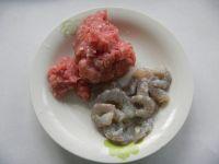 虾仁鲜肉馄饨的做法步骤1