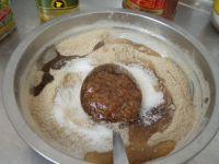 蜂蜜绿豆糕的做法步骤7