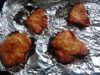 新奥尔良烤鸡肉汉堡的做法步骤10