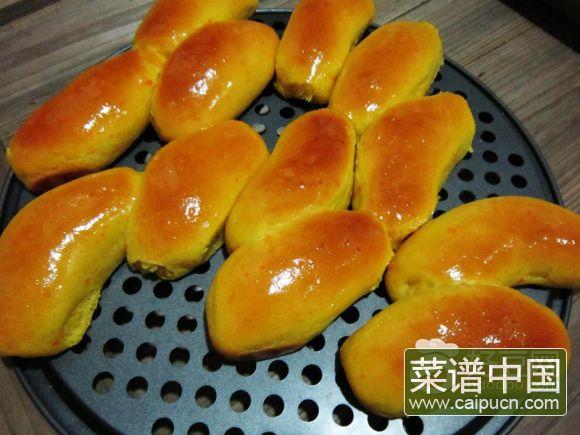 胡萝卜软式小餐包