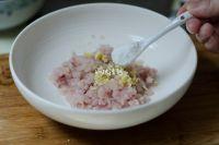 糯米鱼香肉丸子的做法步骤8