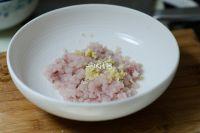 糯米鱼香肉丸子的做法步骤7