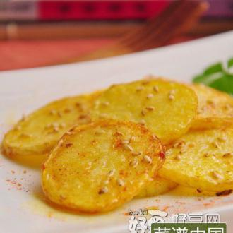 香煎小土 豆