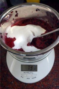 圣女果桑葚奶冻的做法步骤5