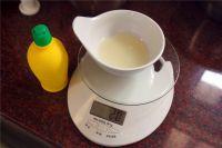 圣女果桑葚奶冻的做法步骤2